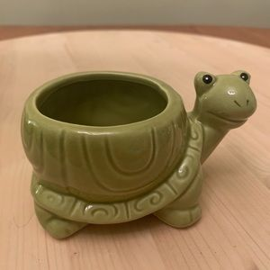 Mini Turtle Planter Pot